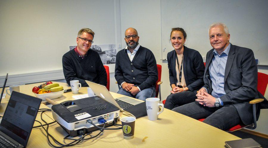 Vi samarbeider med Smart Innovation Norway!
